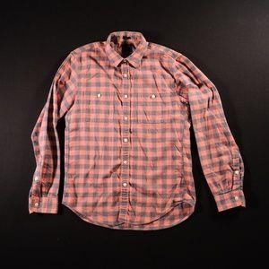 J Crew | Slim Fit Flannel Shirt | Medium